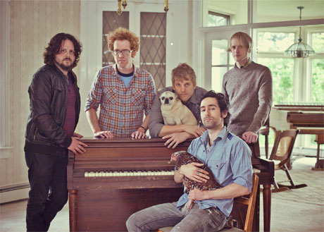 Blitzen Trapper Announce 'American Goldwing'