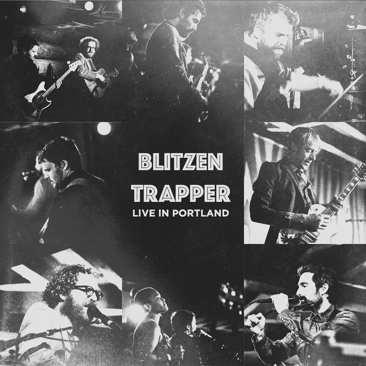 Blitzen Trapper 'Live in Portland'