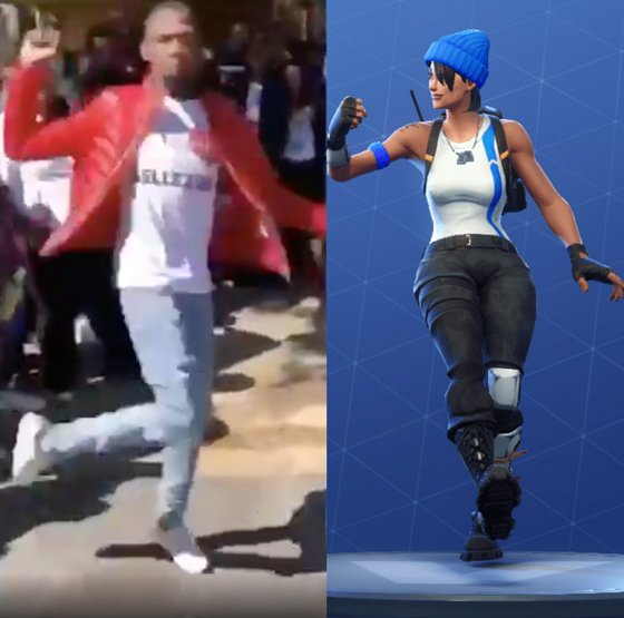 "BlocBoy JB Reportedly Suing 'Fortnite' for Lifting ""Shoot"" Dance"