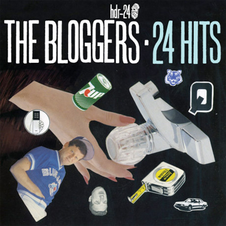 The Bloggers '24 Hits' (album download)