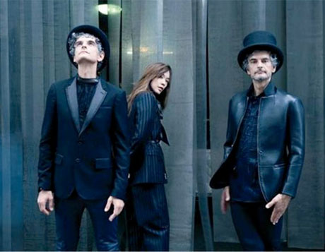 Blonde Redhead Take 'Barragán' on North American Tour