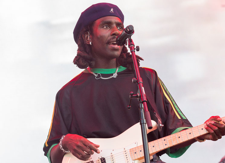 Blood Orange Osheaga, Montreal QC, August 5