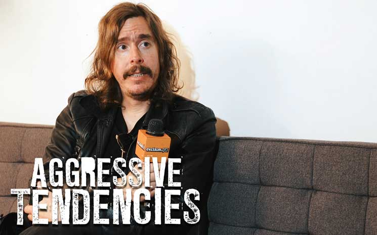 Opeth's Mikael Åkerfeldt Recounts How He Kickstarted Bloodbath by Literally Vomiting on the Wall