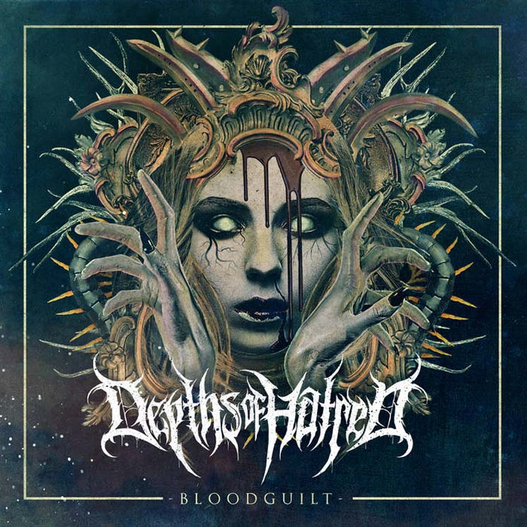 Depths of Hatred Premiere 'Bloodguilt' EP
