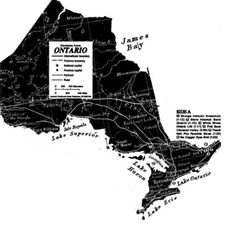 Various 'Bloodstains Across Ontario' (compilation stream)