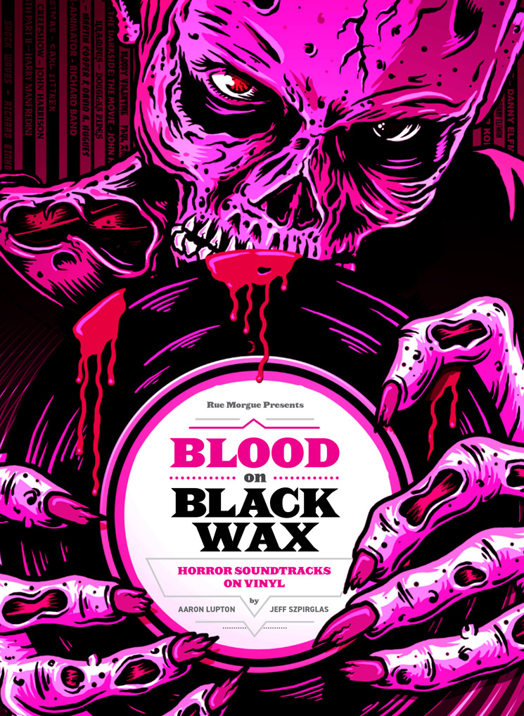 The Art and Sounds of Horror Soundtracks Celebrated with New Book 'Blood on Black Wax'