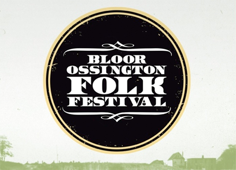 Toronto's Bloor Ossington Folk Festival Reveals 2014 Lineup with Julie Doiron and the Wrong Guys, Brendan Canning, Shotgun Jimmie