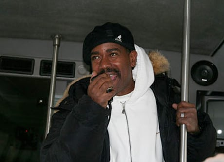 TSA Agents Bust Kurtis Blow with Marijuana