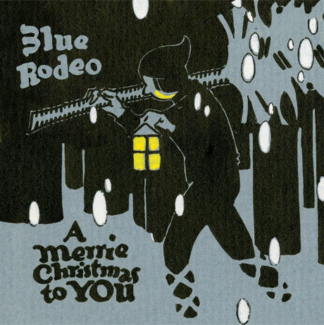 Blue Rodeo Get Festive with 'A Merrie Christmas to You' Album