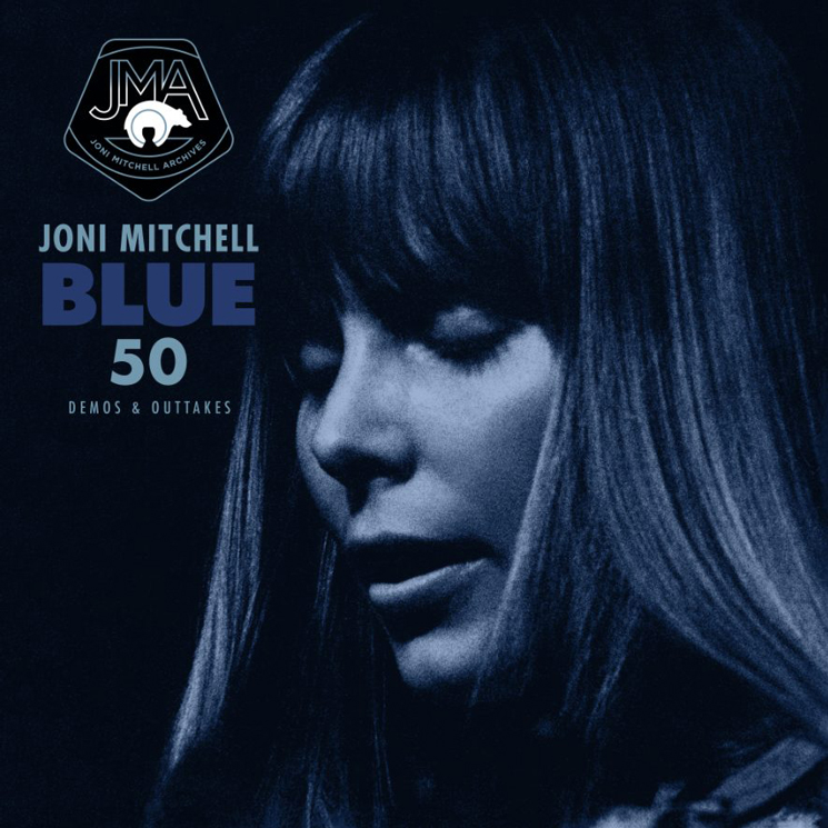 Joni Mitchell Shares Five Demos and Outtakes from 'Blue'