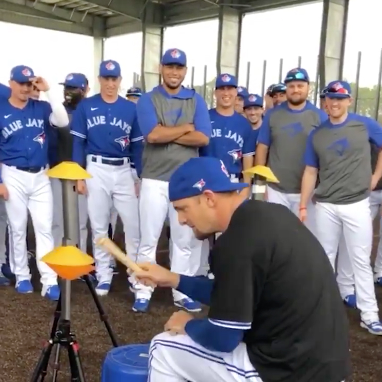 Toronto Blue Jays Share Spring Training Tribute to Rush's Neil Peart