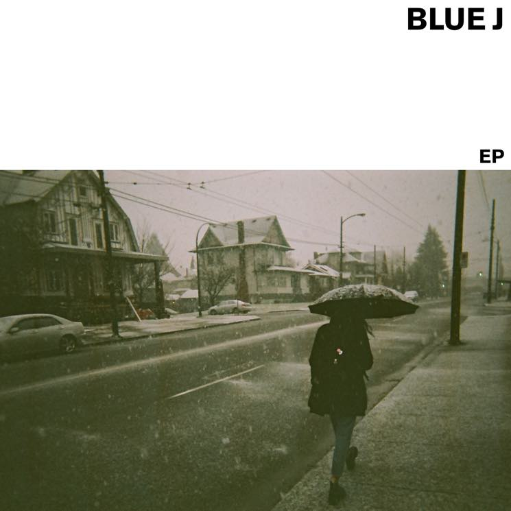 Stream the Debut EP from Vancouver's Blue J