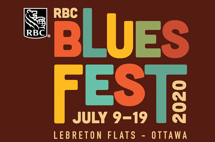 Ottawa's RBC Bluesfest Cancels 2020 Edition