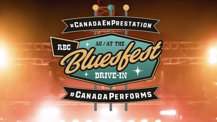 Shad, Haviah Mighty, Basia Bulat, Patrick Watson to Perform at RBC Ottawa Bluesfest Drive-In Concert Series