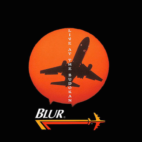 Blur Ready Live Album from 1995