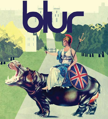 Blur Set North American Release for 'Parklive' Box Set