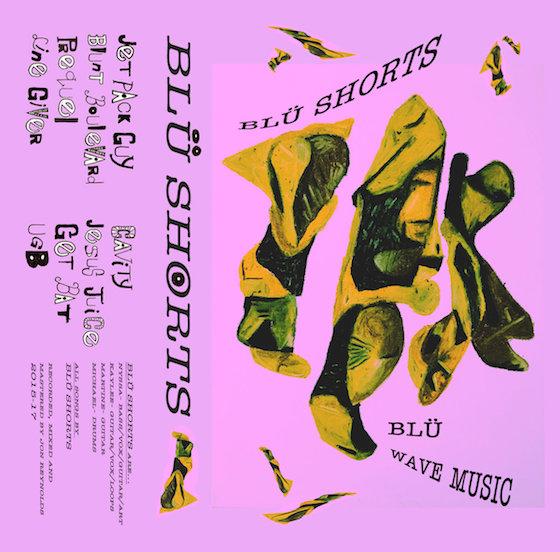 Blü Shorts 'Blü Wave Music' (EP stream)
