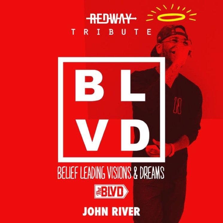 "John River ""BLVD"" (Redway tribute)"