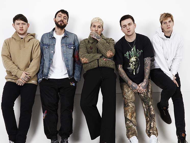 Bring Me the Horizon Go Beyond Metal on 'Amo'