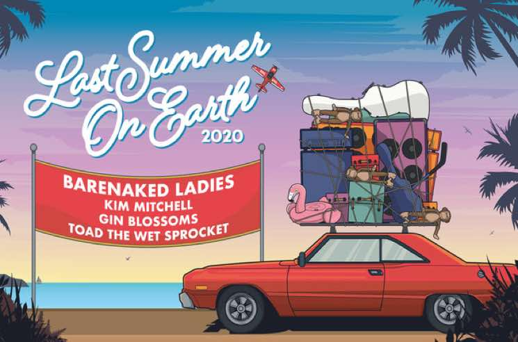 ​Barenaked Ladies Bring Another 'Last Summer on Earth Tour' to Toronto