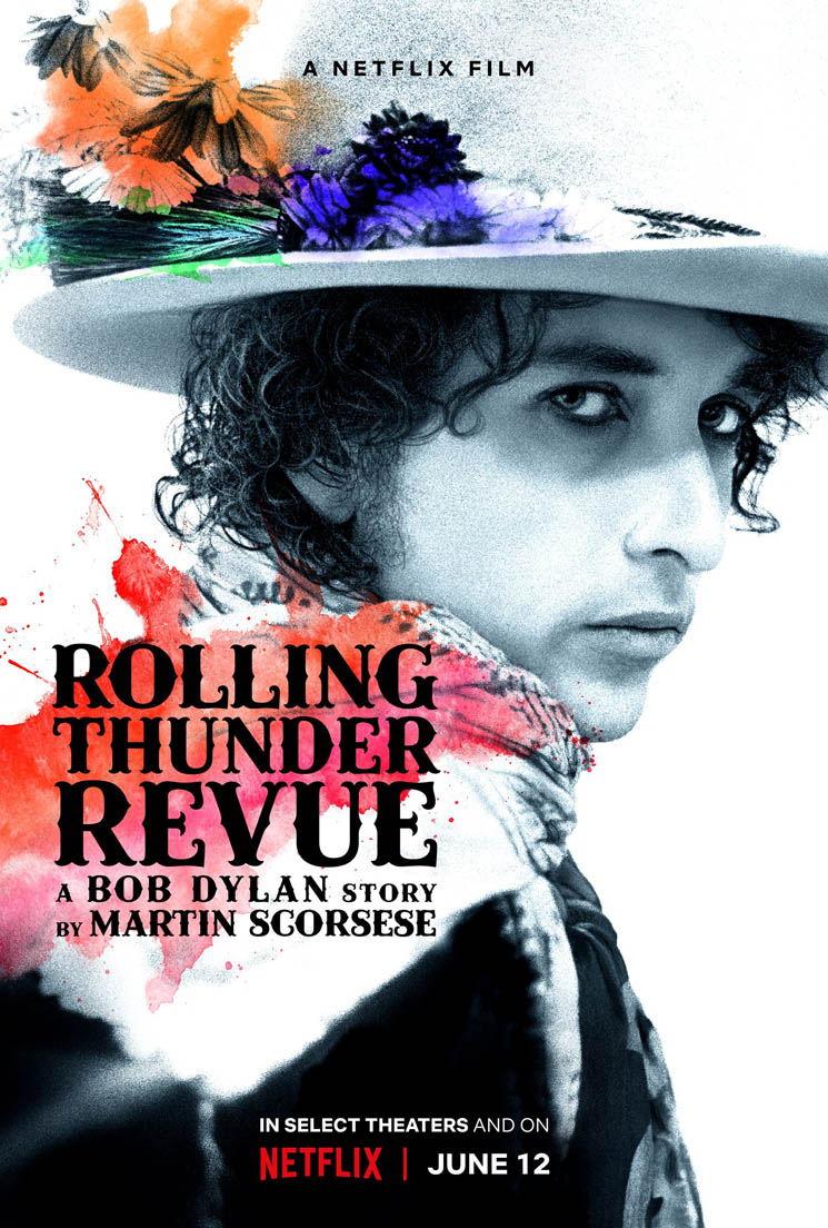 ​Martin Scorsese's Bob Dylan 'Rolling Thunder Revue' Doc Gets Netflix Release Date