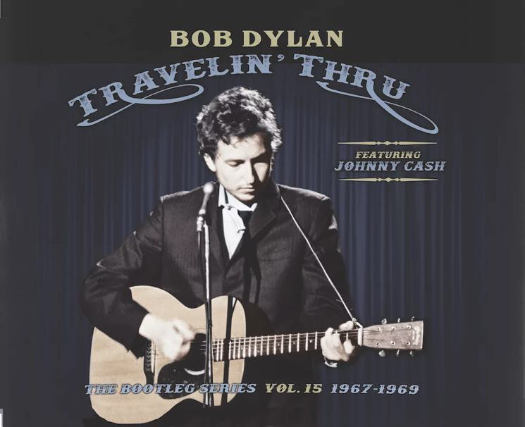 ​Bob Dylan and Johnny Cash Recordings Unearthed for 'The Bootleg Series Vol. 15'