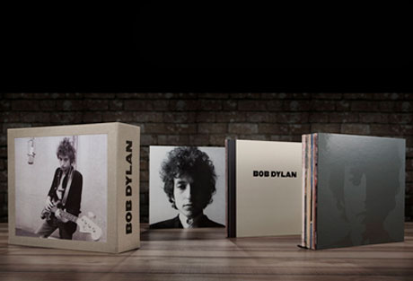 Bob Dylan Gets His Own Box of Vision <i>Archive</i>