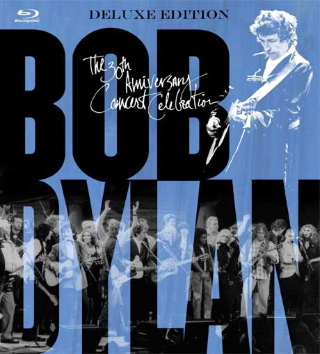 Bob Dylan Reissues '30th Anniversary Concert' Featuring Lou Reed, George Harrison, Neil Young