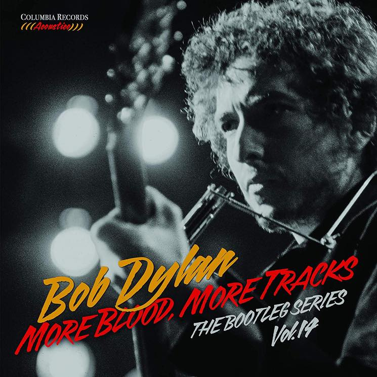 ​Bob Dylan Announces 'More Blood, More Tracks' Box Set