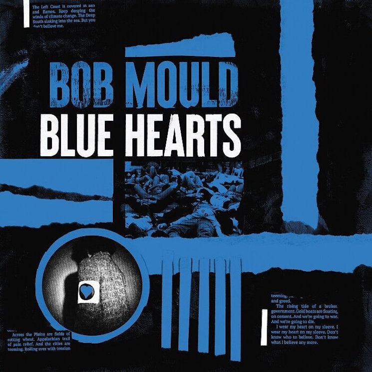 Bob Mould Announces New Album 'Blue Hearts'