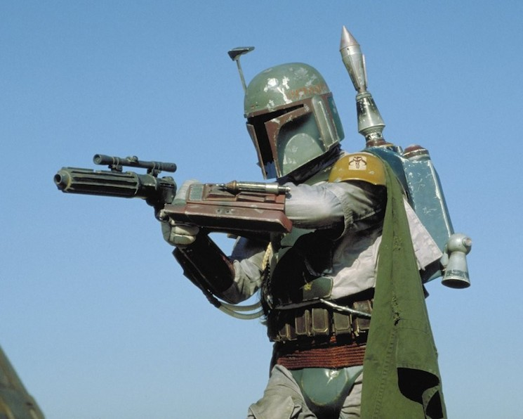 Boba Fett is Getting His Own 'Star Wars' Spinoff Film
