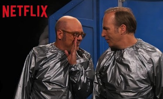 Bob Odenkirk and David Cross's Sketch Comedy Show Gets Teaser, Release Date