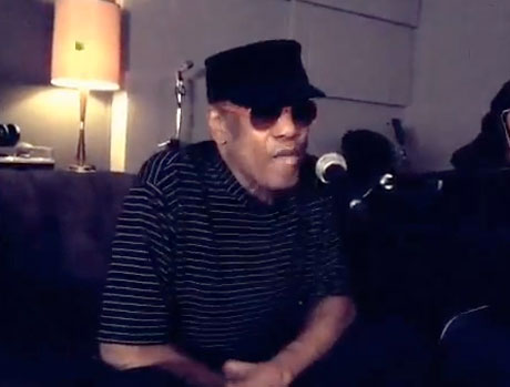 Bobby Womack 'It's Been a Long Night' (video)