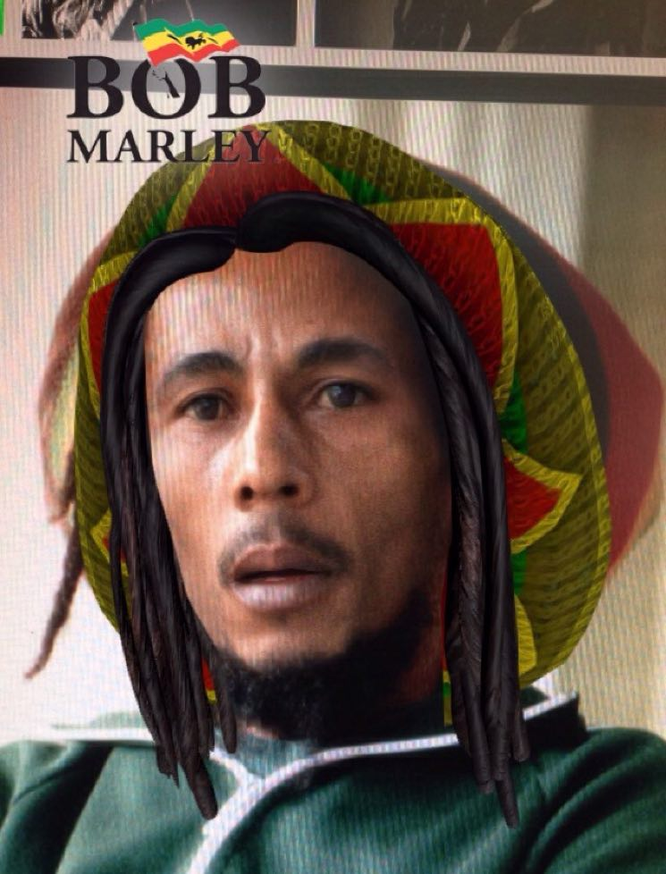 Snapchat Tries to Celebrate 4/20 and Fails Spectacularly with Blackface Bob Marley Filter