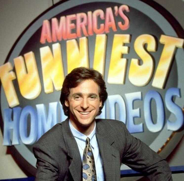 Bob Saget Is Hosting an Adult Version of 'America's Funniest Home Videos'
