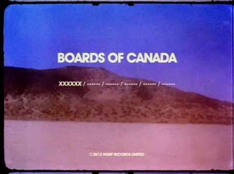 Boards of Canada Share Commercial on Cartoon Network