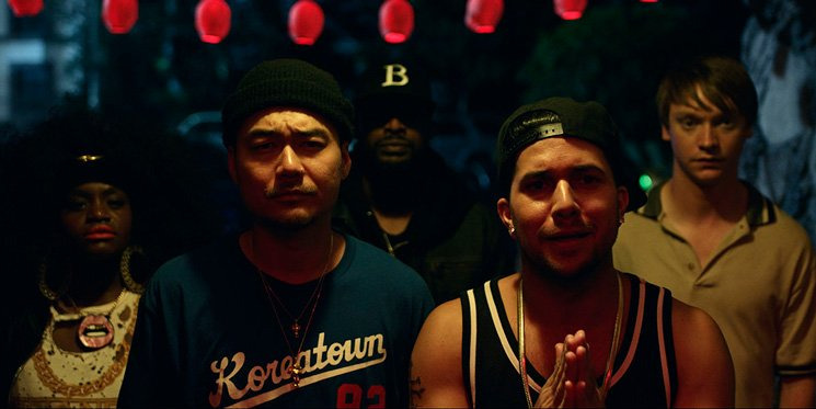 TIFF 2017: Bodied Directed by Joseph Kahn