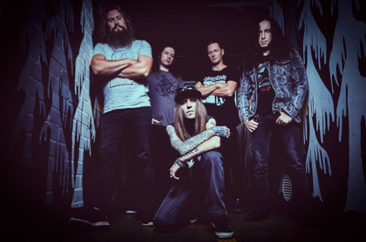 Children of Bodom Take 'Hexed' on North American Tour