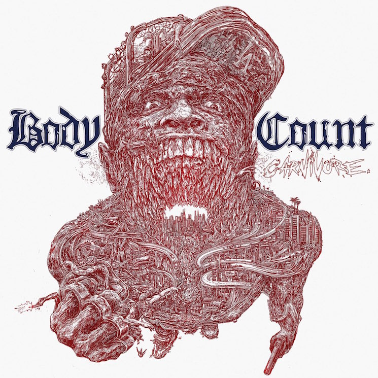 Ice-T Announces New Body Count Album