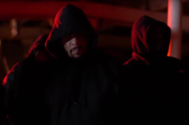 "Body Count  ""Black Hoodie"" (video)"