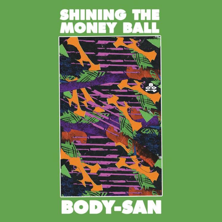 Body-San  Shining the Money Ball