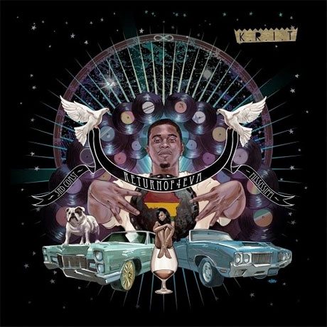 Big K.R.I.T. <i>Return of 4eva</i>