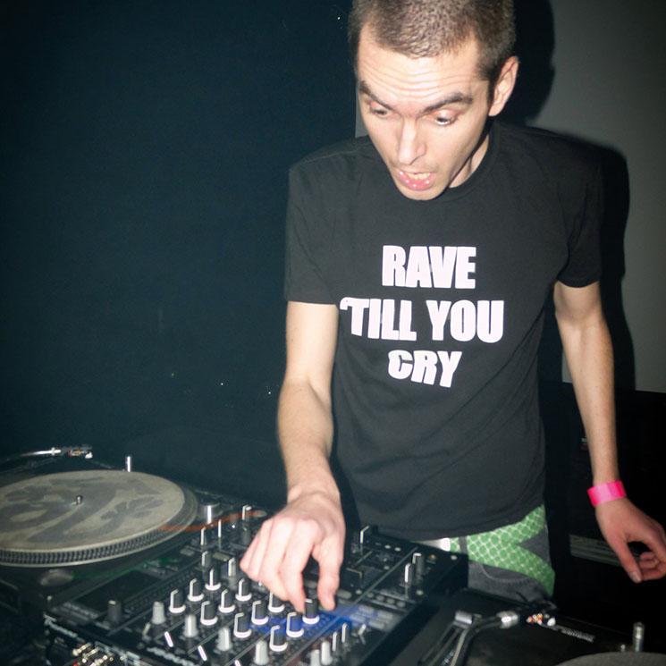 Bogdan Raczynski Rave 'Till You Cry