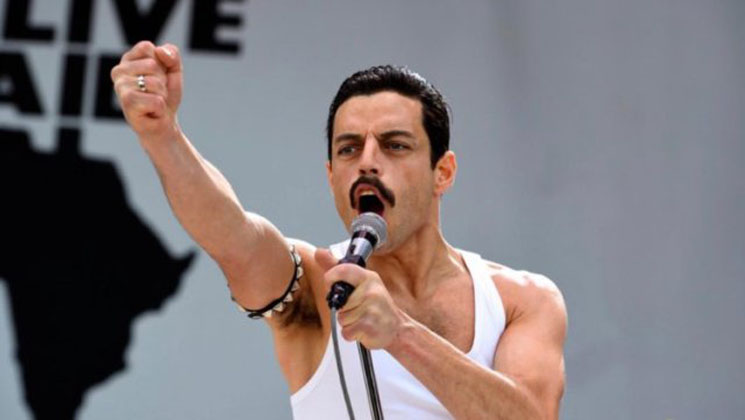Rami Malek Is Now Defending Queen's 'Bohemian Rhapsody'
