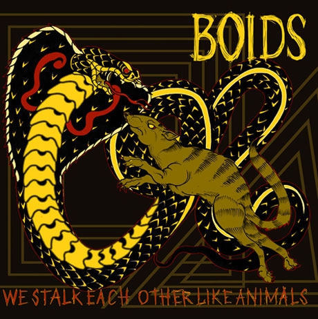 BOIDS 'We Stalk Each Other Like Animals' (album stream)