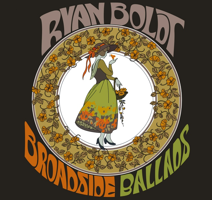 Deep Dark Woods Frontman Ryan Boldt Reissues Solo Album