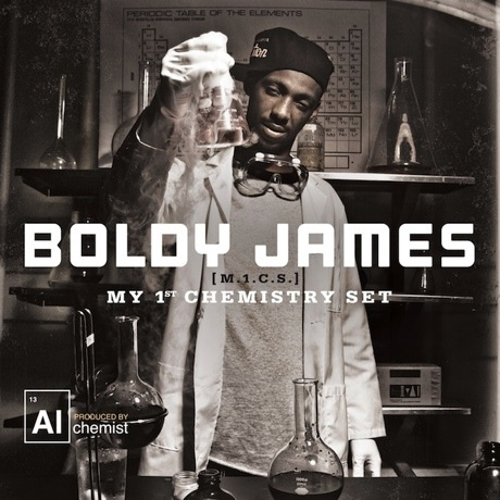 Boldy James My 1st Chemistry Set