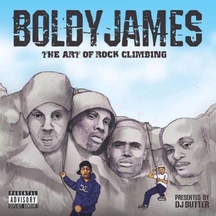 Boldy James The Art of Rock Climbing