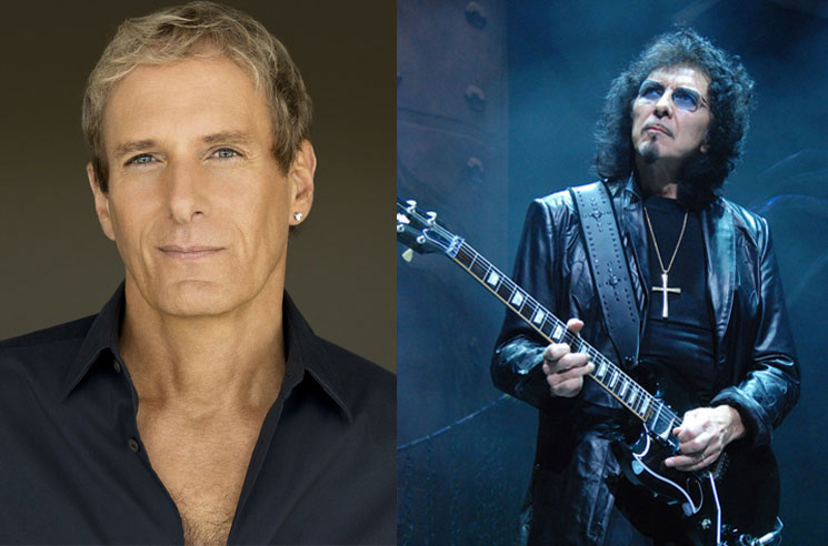 Tony Iommi Says Michael Bolton Once Auditioned for Black Sabbath