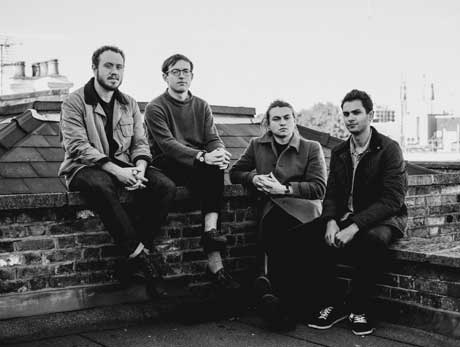 Bombay Bicycle Club 'F for You' (Disclosure cover)